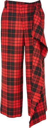 Trouser With Flare & Fringe Monse eQ6JbNwoy