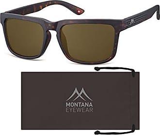 Montana MP95, Lunettes de Soleil Mixte, Multicolore (Light Gunmetal + G15 Lenses), Taille Unique