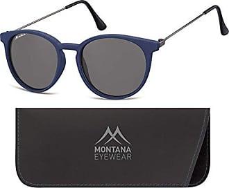 Montana S26, Lunettes de Soleil Mixte, Multicolore-Multicoloured (Black/Smoke Lenses), Taille Unique