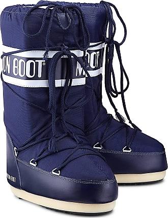 Low Nylon - Sportschuhe für Damen / weiß Moon Boot if3Uf3VV