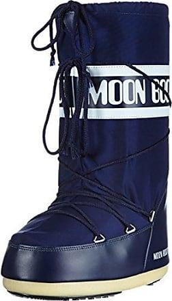 Moon Boot Glance, Boots femmePlatine (Platino), 27-30 EU