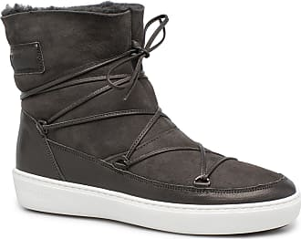 Moon Boot - Damen - Pulse low shearling - Sportschuhe - grün vJk2H