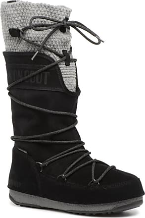 anversa wool - Sportschuhe für Damen / schwarz Moon Boot 8TTrMpNDj