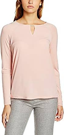 More & More T-Shirt Camiseta Mujer, Rosa (Bright Pink 0834), 44 EU