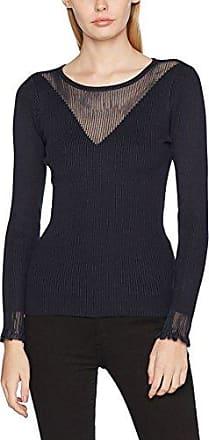 Morgan 152-MURA.M-Suéter Mujer, Negro M