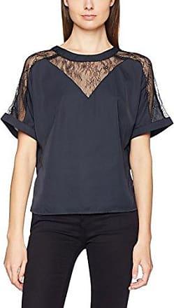 Morgan 181-Oleta.F, T-Shirt Femme, (Kaki Foncé), 40 (Taille Fabricant: T40)