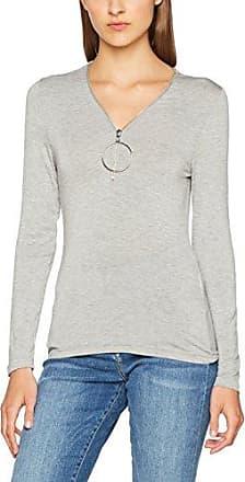 Morgan 172-Mcaan.M, Camiseta para Mujer, Gris (Gris Chine), X-Large