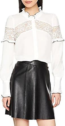 181-Cotami.N, Blouse Femme, Blanc (Blanc), 42 (Taille Fabricant: T42)Morgan