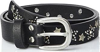 Womens 181-3CATY.A Ceinture (Noir) 85 (Taille Fabricant: T1) Lot De Belt, Black (Black), 34 Morgan