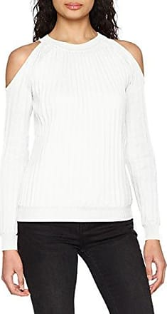 Morgan Mupp.M, Jersey para Mujer, Blanco (Off White), Large