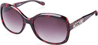 Moschino Sonnenbrille bordeaux Damen kgYLsp