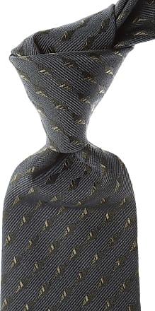 Ties On Sale, Midnight Green, Silk, 2017, one size Moschino