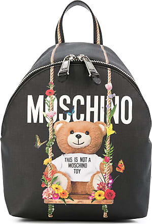 teddy fiori backpack Moschino pBbzv