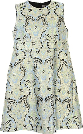 Dress for Women, Evening Cocktail Party, Multicolor, polyestere, 2017, 10 8 Msgm