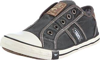 Mustang Damen 1267-301-20 Sneaker, Grau (Dunkelgrau 20), 40 EU