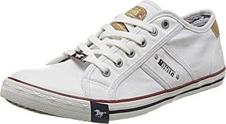 Mustang 4058-305-55, Herren Sneaker, Rot (55 bordeaux), 40 EU (6.5 UK)