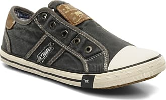 1146519/318 Taupe - Sneaker für Damen / beige Mustang Jeans TzxwOqQyeN