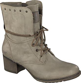Himdele - Stiefeletten & Boots für Damen / beige Mustang Jeans FOMgTA