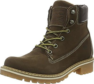 Womens 1265-504-55 Boots, Red (Bordeaux) Mustang