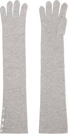 Femme N.peal Cachemire Gris Taille Nervuré Snood Onesize N.peal IN2zFD