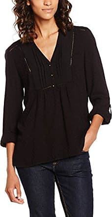 Nafnaf Hisman C1, Camisa para Mujer, Negro (Noir 625), 36 (Talla del Fabricante: 36)