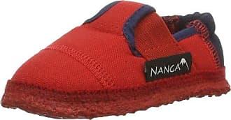 Nanga Damen Ottilie Hausschuhe, Rot (Rot), 37 EU