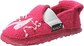 Nanga Berg, Zapatillas de Estar por Casa para Niñas, Rosa (Fuchsia 28), 34 EU