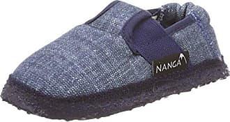 Nanga Unisex-Kinder Seemann Hausschuhe, Blau (Blau), 30 EU
