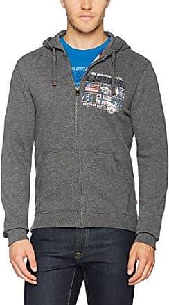Esprit 107cc2j012, Sweat-Shirt Homme, (Dark Grey 020), Medium