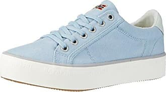 Napapijri Footwear 14738781, Basses FemmeBleuBleu (Blue Marine N65), 36 EU