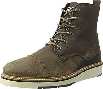 Napapijri Footwear 15841171, Bottines Classiques Homme - Marron - Marron (Cognac N45), 46 EU