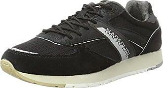 Chaussures Colza Napapijri, Chaussures Femmes, Grau (noir Multiples), 40 Eu