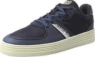 Napapijri Footwear Rabari, Baskets Homme, Blau (Blue Camo Print), 43 EU