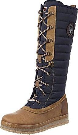 Napapijri Footwear Gaby, Bottines Femme, Gris (Dark Grey N88), 39 EU