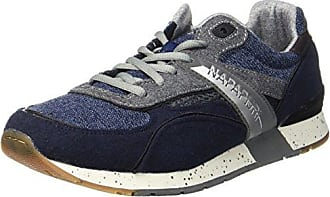 Napapijri Footwear Rabari, Baskets Homme, Grau (Volcano Grey), 41 EU