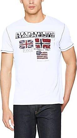 Napapijri Camiseta para Hombre LtyYo