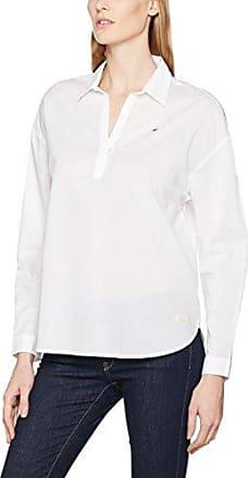 Napapijri Giant 1, Blusa para Mujer, Rosa (Fucsia P80), Small