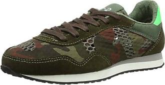 nat-2 Camorunner nat-2 Camorunner green Damen Sneaker, Grün (green), EU 38 (UK 5) (US 7.5) nat-2