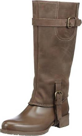 Nat-2 RIDE, Damen Bikerboots, Beige (beige), EU 38 (UK 5) (US 7.5)