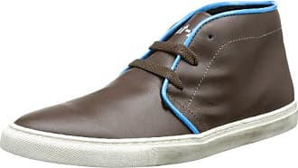 Nat-2 Wanted Hi Wanted Hi brown blue, Herren Sneaker, Braun (brown), EU 41 (UK 7.5) (US 8.5)