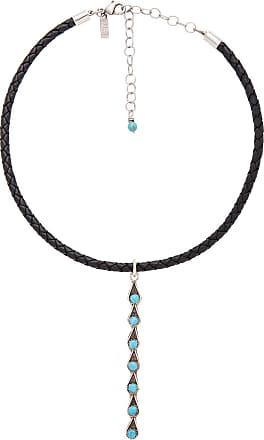 Natalie B Jewelry Desert Desire Choker in Black zTRLNVsPQi