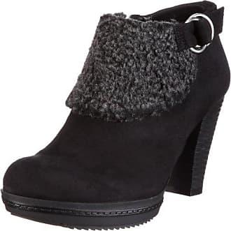 TARRIN A1612F1901, Damen Fashion Halbstiefel & Stiefeletten, Schwarz (Black), EU 40 (UK 6.5) (US 8.5) Naturalizer