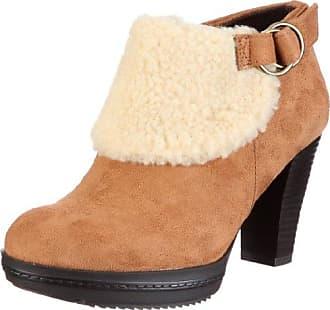 TYLA A1614S1901, Damen Fashion Halbstiefel & Stiefeletten, Braun (Brown), EU 37 (UK 4) (US 6) Naturalizer