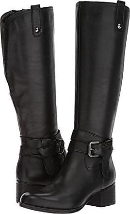 Womens Jenelle Wc Riding Boot, Black, 4.5 M US Naturalizer