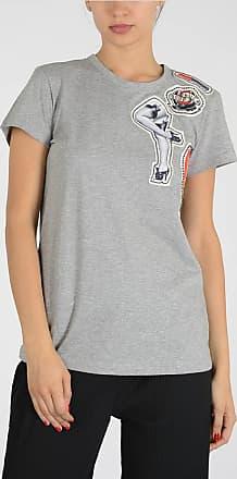Cotton Jersey Embroidery T-shirt Größe 38 N°21