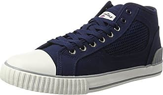 best-boots Low-Top Donna, Blu (Dunkelblau Navy Nuovo), 37
