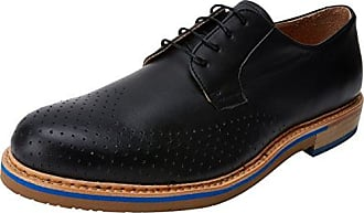 Neosens S091, Zapatos de Cordones Oxford para Hombre, Amarillo (Ceylon Yellow), 43 EU
