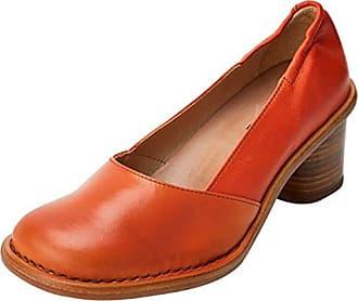 Womens S577 Restored Skin Ebony/Debina Closed Toe Heels, Navy Neosens