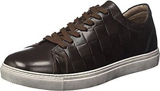 Nero Giardini A705340u, Sneakers Basses Homme - Noir - Nero (Caracas Nero), 40 EU