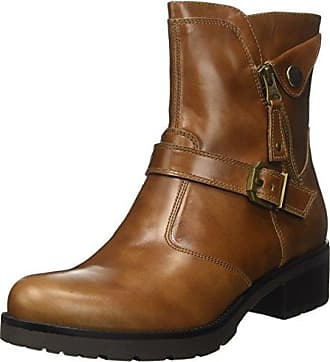 A719331D, Chelsea Boots Femme, Marrone (Abrasivato Bordo), 36 EUNero Giardini